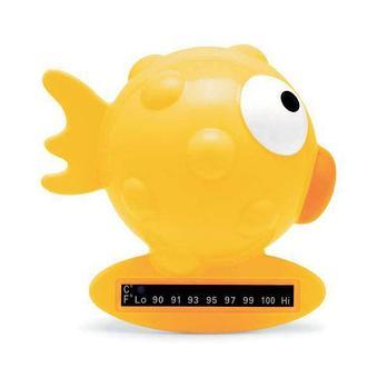 Термометр Chicco для ванной Рыбка оранжевый - Minim