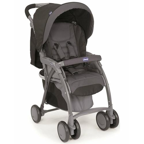 Прогулочная коляска Chicco Simplicity Top Anthracite (14)