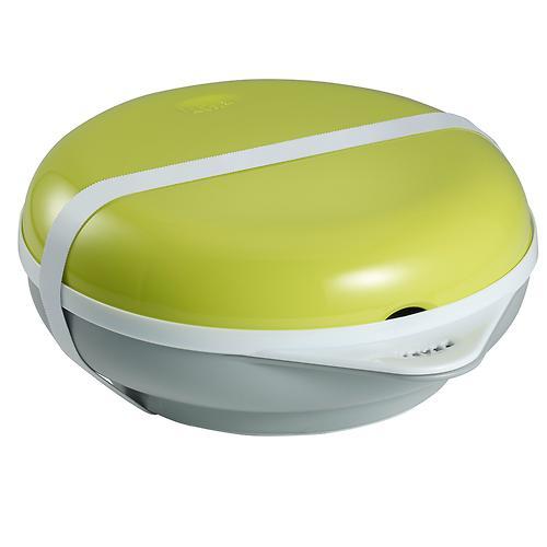 Набор посуды Beaba Ellipse Neon (4)