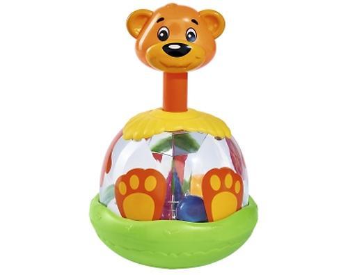Игрушка-погремушка Медведь с шарами в животе (5)