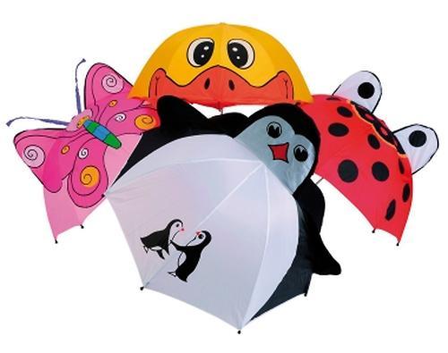 Зонтик детский, с животными (4 вида) (1)
