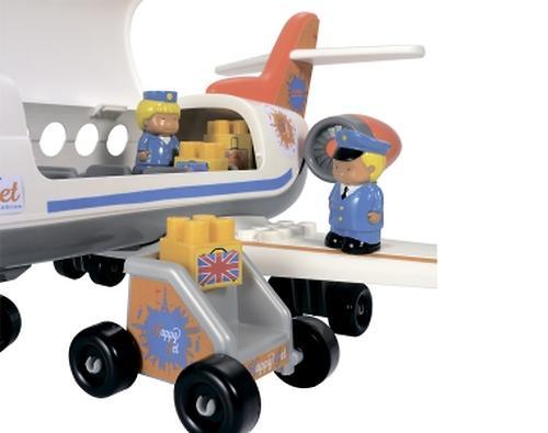 Конструктор Simba Самолет (11)