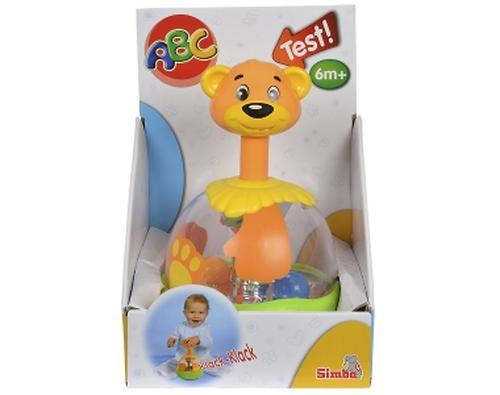 Игрушка-погремушка Медведь с шарами в животе (6)