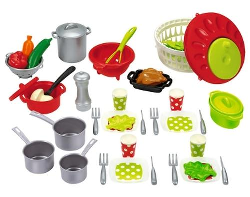 Набор посуды 100% Chef (4)