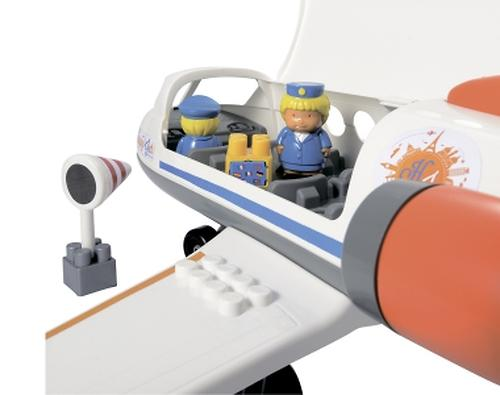 Конструктор Simba Самолет (15)