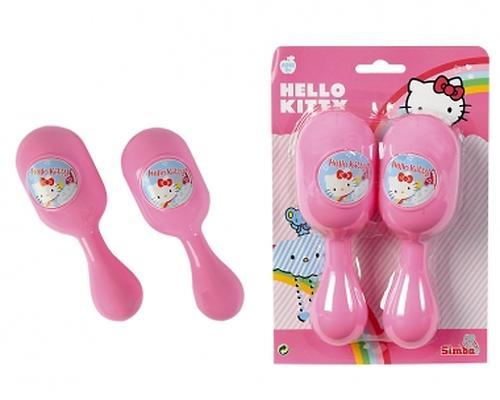 Маракасы Hello Kitty (1)