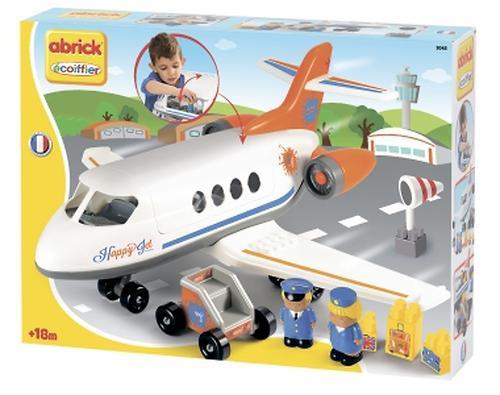 Конструктор Simba Самолет (9)