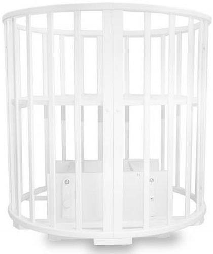 Маятник 2в1 для кроватки Incanto Gio Deluxe 8в1 Белый (7)