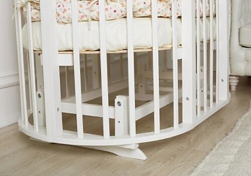 Маятник 2в1 для кроватки Incanto Uomo Da Vinci 7в1 Белый (4)