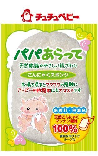 Мочалка для мытья ребенка Chu Chu Baby мягкая (4)