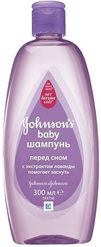 Шампунь Johnson's baby с лавандой Перед сном 300 мл (1)