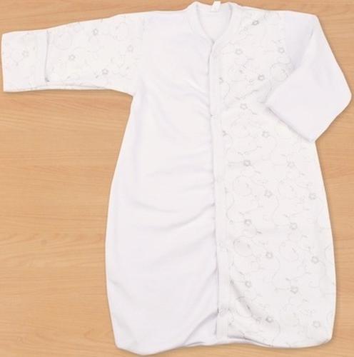 Рубашечка Крошкин дом закрытая пеленальная Бристоль, р.22 (арт.052/1(Б)-5 И) (3)