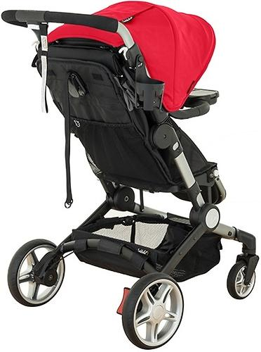 Коляска Larktale Coast Pram Barossa Red (9)