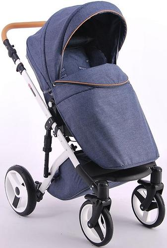 Коляска 2в1 Lonex Comfort Prestige Сom L-01 (9)