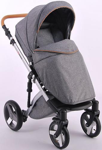 Коляска 2в1 Lonex Comfort Prestige Сom L-02 (8)