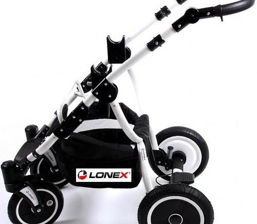 Коляска Lonex 2 в 1 Sweet Baby SB 02 (10)