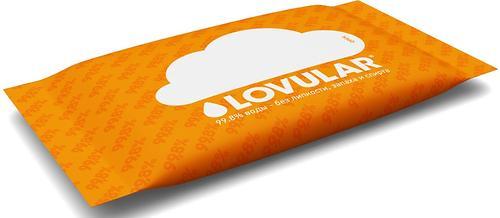 Салфетки влажные Lovular 10 шт/уп (1)