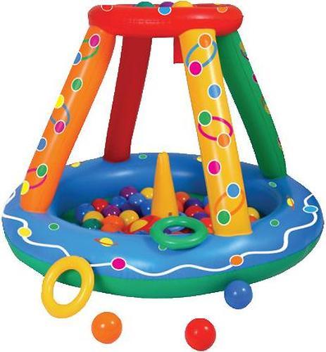 Игровой центр Madd Kids Пирамида с шариками (1)