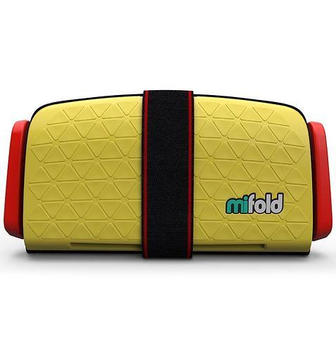 Бустер Mifold Taxi Yellow (11)
