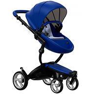 Коляска 2в1 Mima Xari Royal Blue на шасси 3G Black