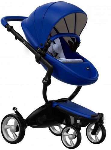 Коляска 2в1 Mima Xari Royal Blue на шасси 3G Black (15)