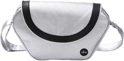 Сумка для мамы Mima Trendy Bag Argento (4)