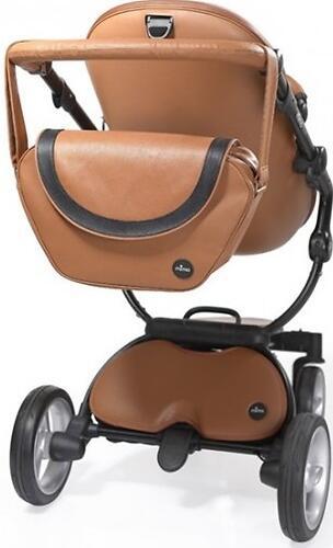 Сумка для мамы Mima Trendy Bag Black (5)