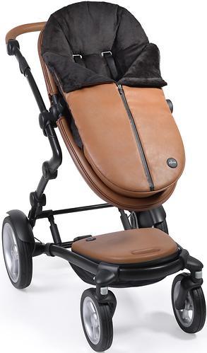 Конверт для коляски Mima Footmuff Flair 2G Argento (5)