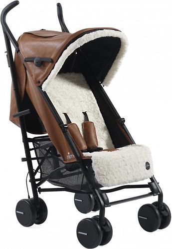 Отделка для коляски Mima Bo Fashion Kit Furry Duck (4)