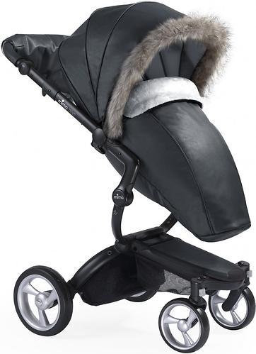 Зимний комплект для Xari/Kobi Mima Winter Outfit Black (6)