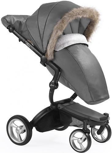 Зимний комплект для Xari/Kobi Mima Winter Outfit Cool Grey (6)
