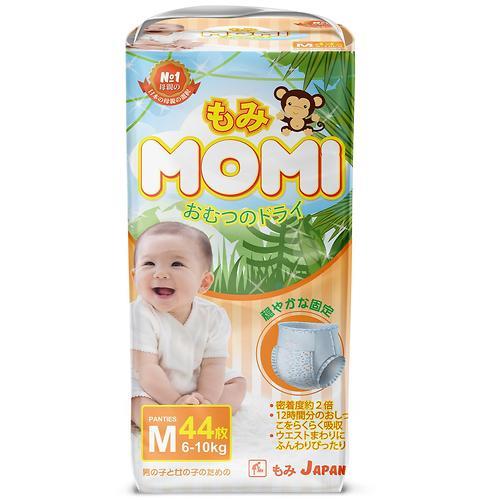 Подгузники-трусики Momi M 44 (6-10 кг) (1)