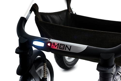 Фонарик для колясок Moon LED Light (11)