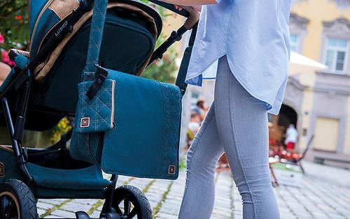 Сумка для коляски Moon Jeans (4)