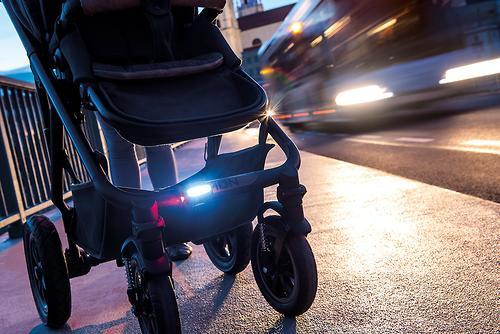 Фонарик для колясок Moon LED Light (13)