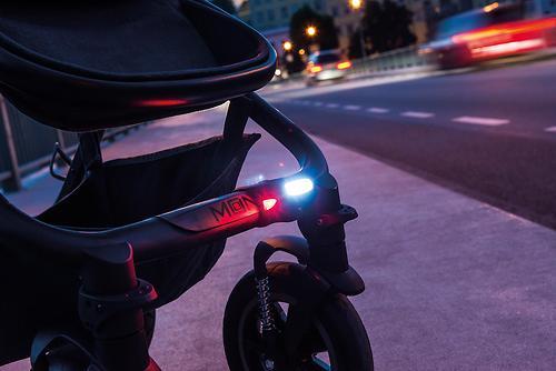 Фонарик для колясок Moon LED Light (14)