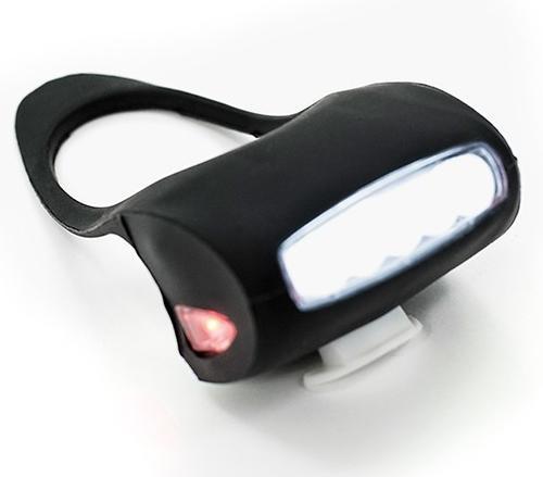 Фонарик для колясок Moon LED Light (10)