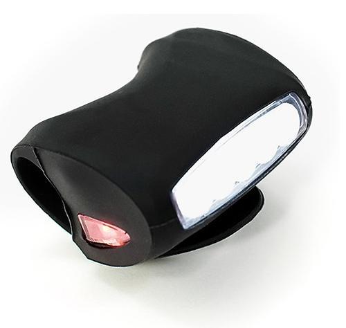 Фонарик для колясок Moon LED Light (9)