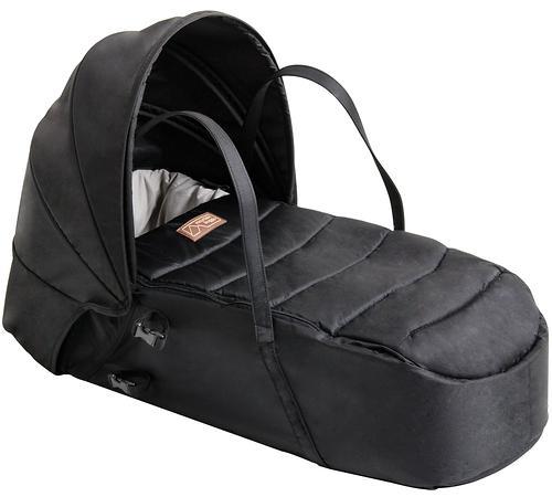 Люлька для новорожденного Mountain Buggy Newborn Сocoon Черная (5)