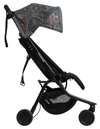 Прогулочная коляска Mountain Buggy Nano V2 Лимитированная версия (11)