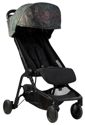 Прогулочная коляска Mountain Buggy Nano V2 Лимитированная версия (10)