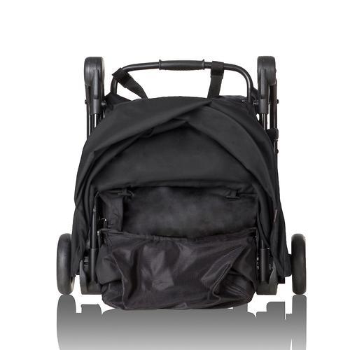 Прогулочная коляска Mountain Buggy Nano V2 Черная (13)