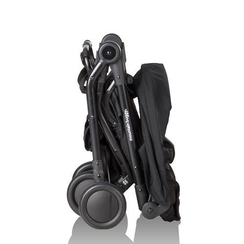 Прогулочная коляска Mountain Buggy Nano V2 Черная (14)