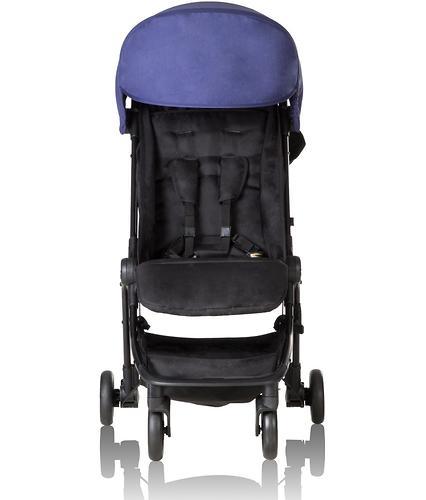 Прогулочная коляска Mountain Buggy Nano V2 Синяя (11)