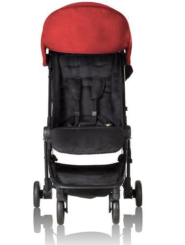 Прогулочная коляска Mountain Buggy Nano V2 Красная (11)