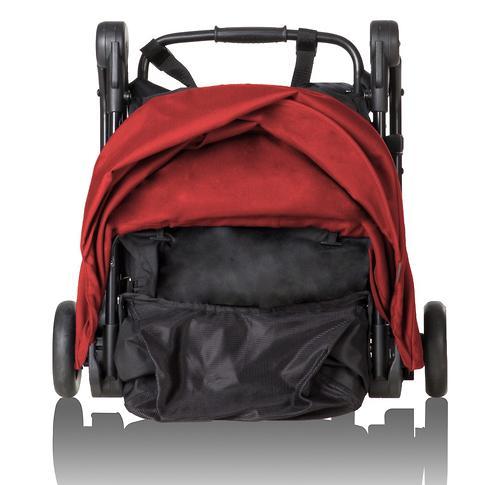 Прогулочная коляска Mountain Buggy Nano V2 Красная (13)