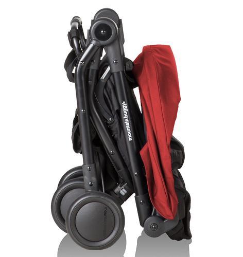 Прогулочная коляска Mountain Buggy Nano V2 Красная (14)