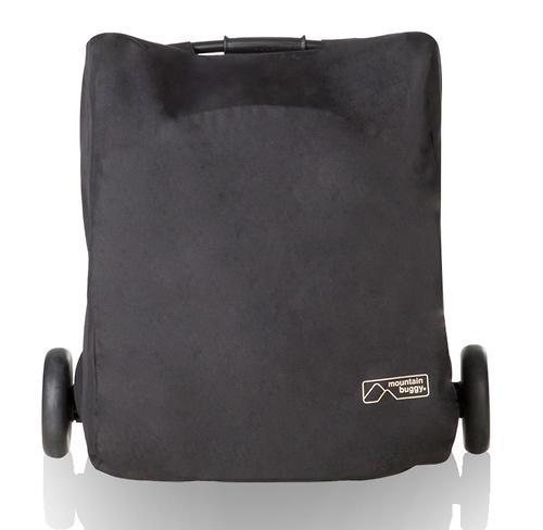 Прогулочная коляска Mountain Buggy Nano V2 Черная (15)