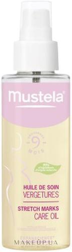 Масло Mustela от растяжек 105 мл (1)