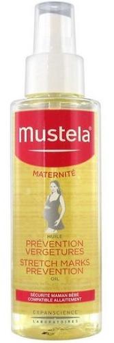 Масло Mustela для профилактики растяжек 105 мл (3)